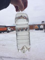 Смесь полярных органических соединений для производства Тосола Раствор